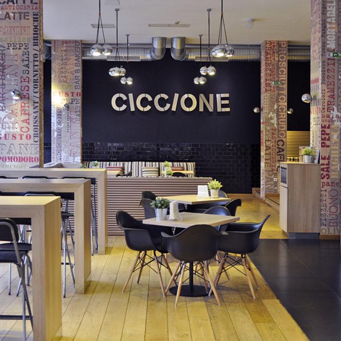 CICCIONE Panini Bar & Bakery 2