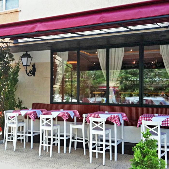 Италиански ресторант La Piazzeta
