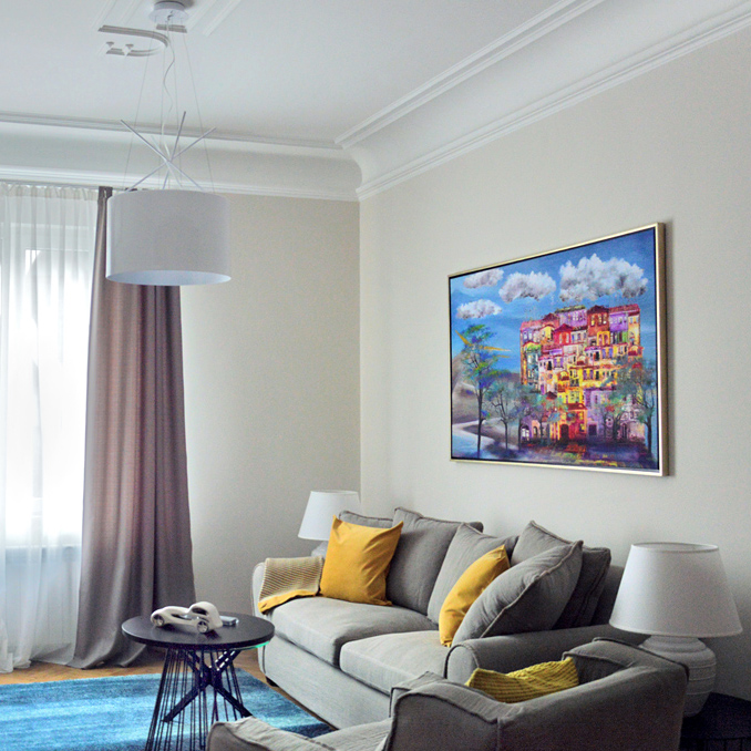 1-bedroom apartment for rent, Sofia