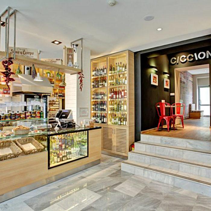 CICCIONE Panini Bar & Bakery 3