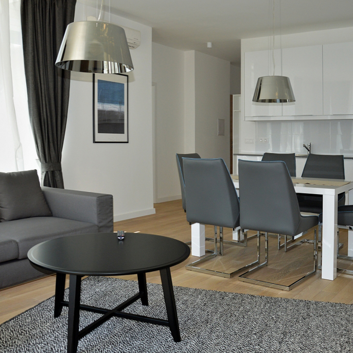 Two bedroom apartment Sofia III