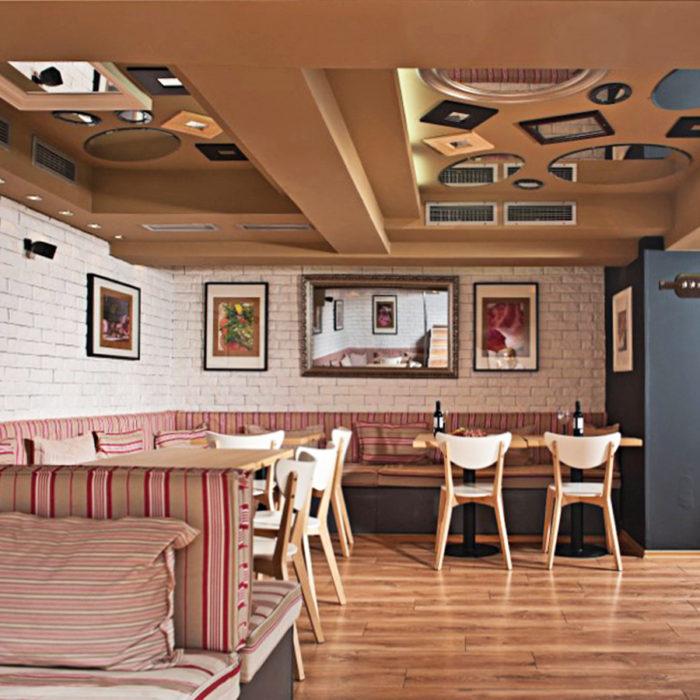 CICCIONE Panini Bar & Bakery 1