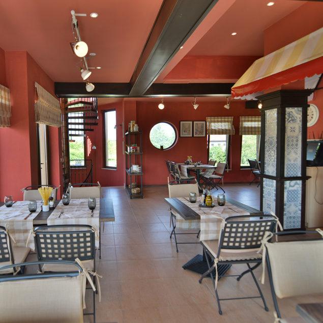 Пицария La Campana  –  BlackSeaRama Golf & Villas